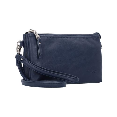Emmy Clutch Tasche 21 cm Gabor blue