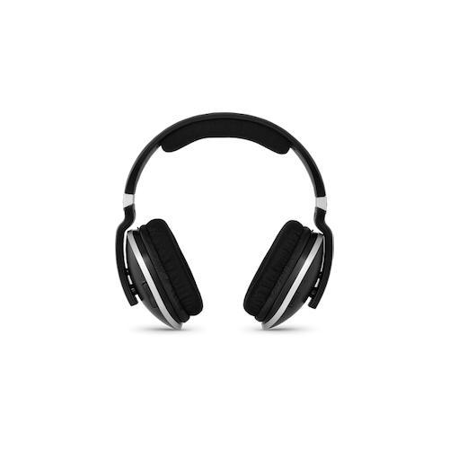 TechniSat StereoMan 2 Kopfhörer Kopfband Schwarz, Silber