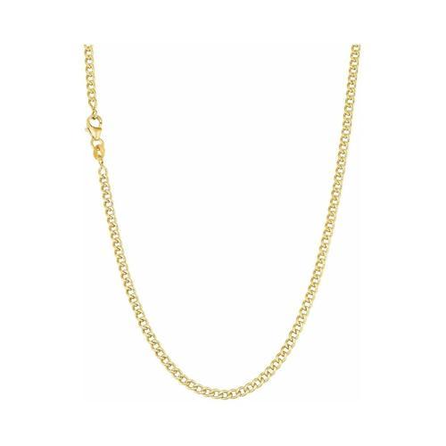 Halskette für Damen, Gold 375 amor Gold