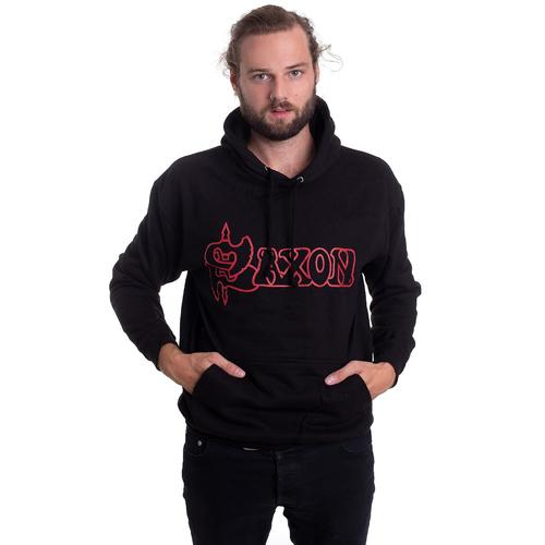 Saxon - Denim And Leather - Hoodies