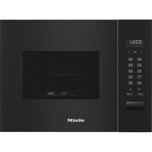 Miele Einbau-Mikrowelle M 2224 SC, Mikrowelle-Grill, 800 W schwarz Mikrowelle SOFORT LIEFERBARE Haushaltsgeräte