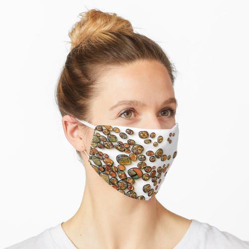 Orange Dichroic # 2 Maske