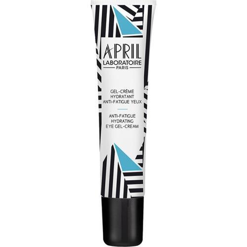 April Paris Gel-Crème Hydratant Antifatigue Yeux / Antifatigue Hydrating Eye Gel-Cream Tube 15 ml Augengel