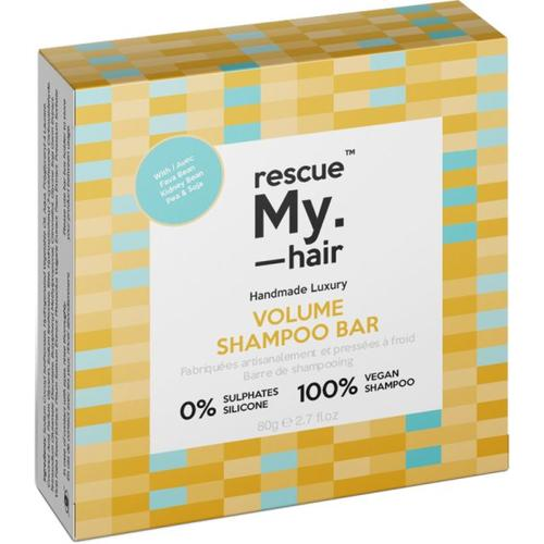 rescue My. hair Volume Shampoo Bar 15 g Festes Shampoo