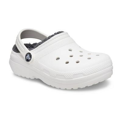 Crocs White / Grey Kids' Classic...