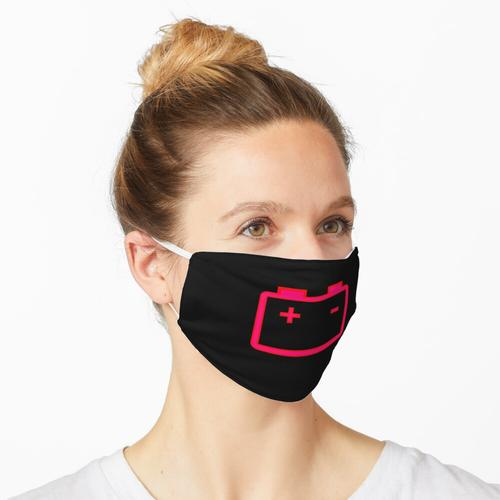 Batteriewarnleuchte Maske