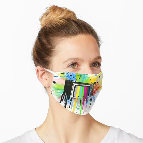 Technicolor Maske