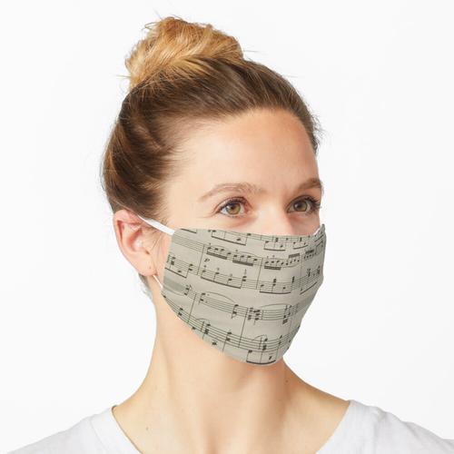 Ungarischer Tanz Nr. 5 Maske