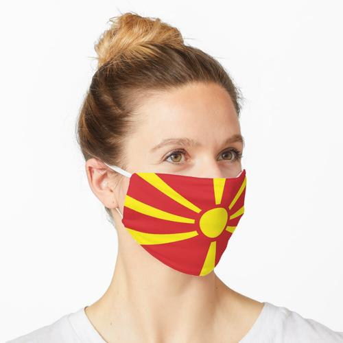Mazedonien Maske