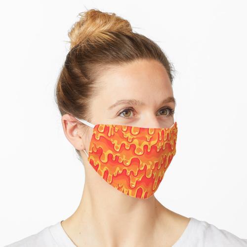 Schmelzkäse Maske