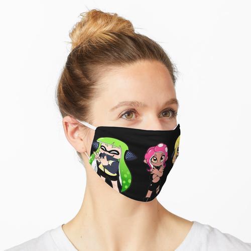 Agenten 3 - 8 - 4 Maske