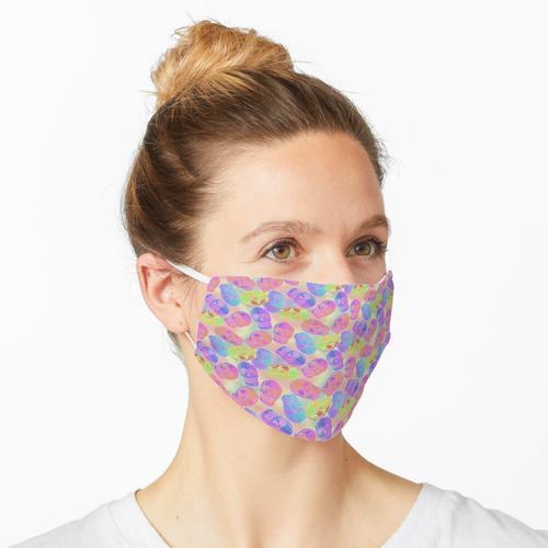 Kristallschädel Maske