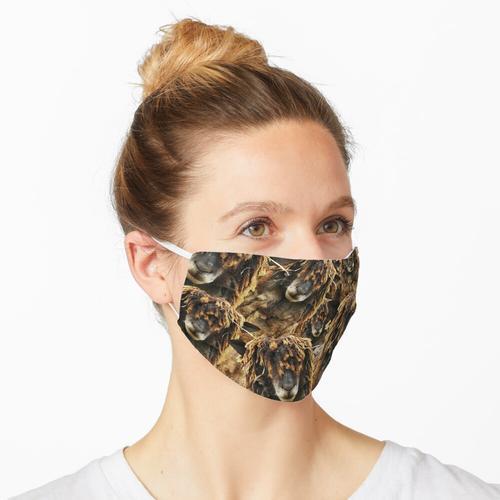 Dreadlock Farm Maske