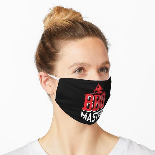 Grill BBQ Master BBQ Lover Maske