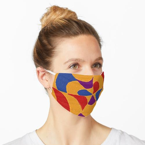 Goldenes Ottoroyale Maske