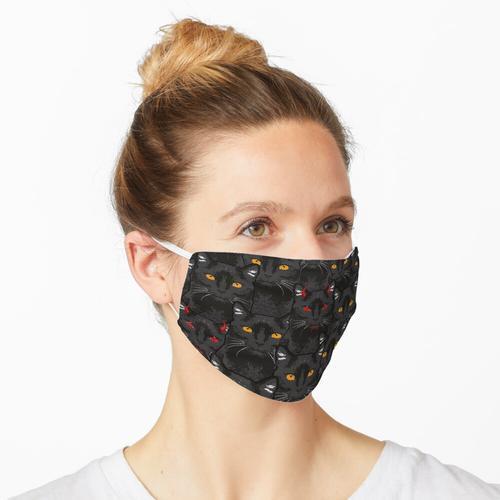 Verstecktes Übel Maske