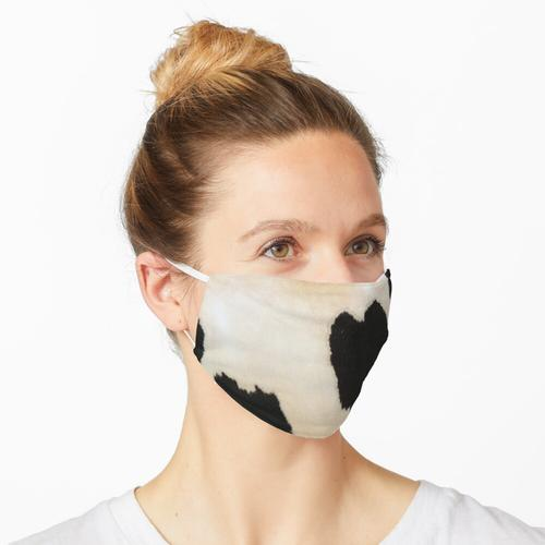 Kuhfell Maske