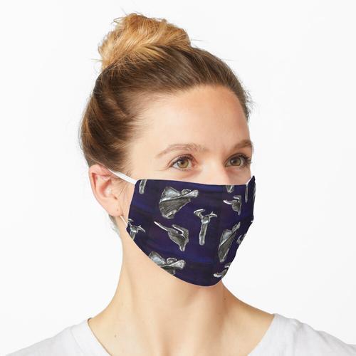 Pop Art Scapula Maske