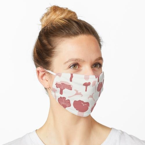 Pfifferling (wilde Wiese) Maske