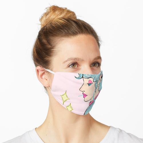 Saugnapf Maske