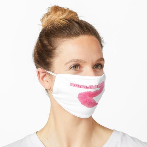 Wurmzeit! Maske