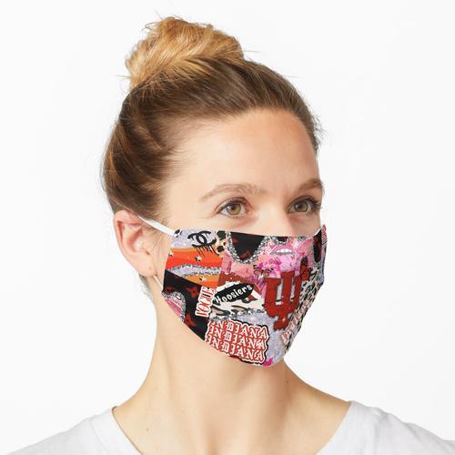 INDY HINTERGRUNDBILDER Maske