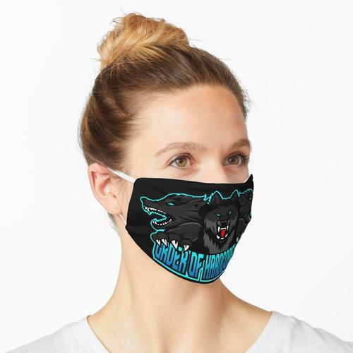 Reihenfolge der Hardcore Maske