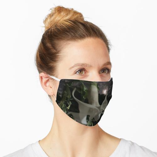 Mondblume Maske