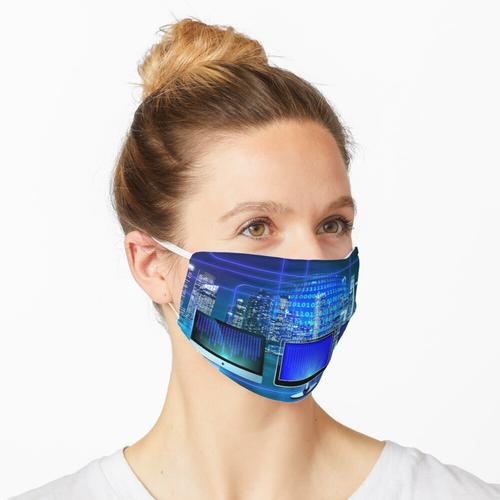 Monitor Maske