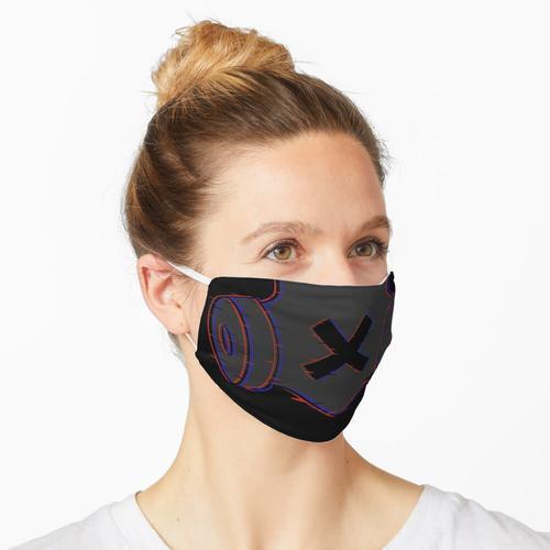 Stummschaltung - R6-Maske Maske