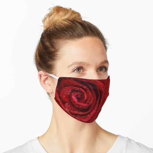 in der Familie Rosaceae Maske