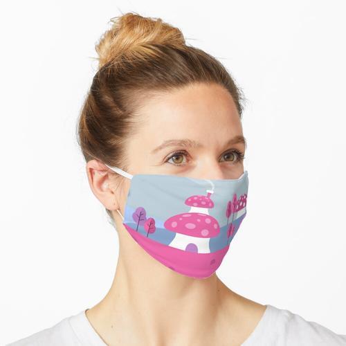 Pilzland Maske