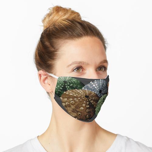 Seeigel Maske