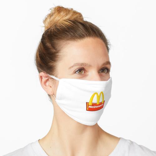 McDonalds Maske