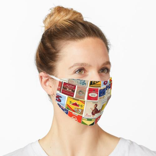 Zigarettenschachteln Maske