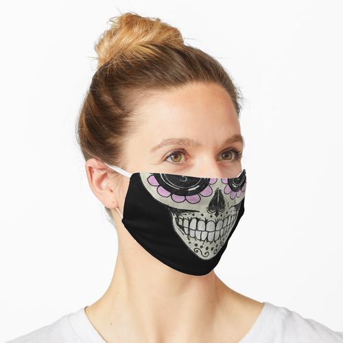 Zuckerschädel-Puppe Maske