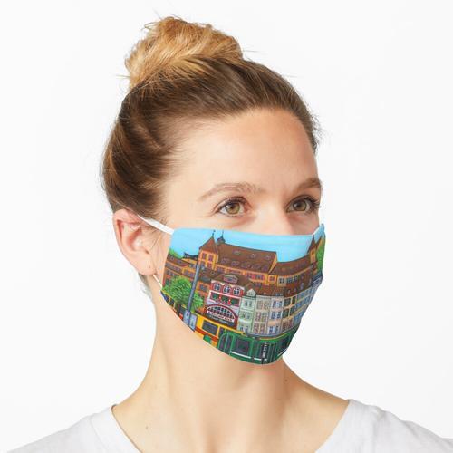 Barfusserplatz Rendez-vous Maske