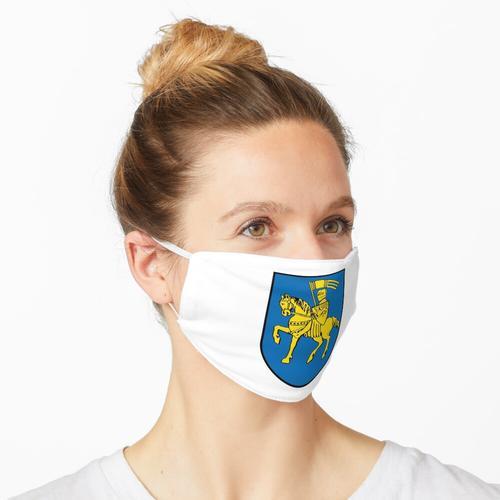 Schweriner Wappen, Deutschland Maske