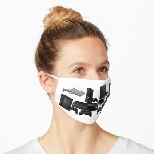Konsole Maske