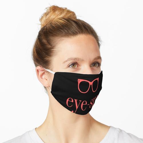 Brille zum Schutz des Auges Maske