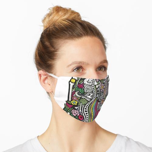 Verstecktes Glück Maske