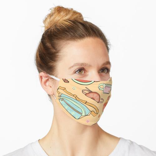 Gürteltaschen Maske