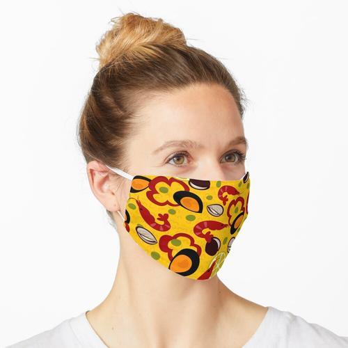Paella Maske