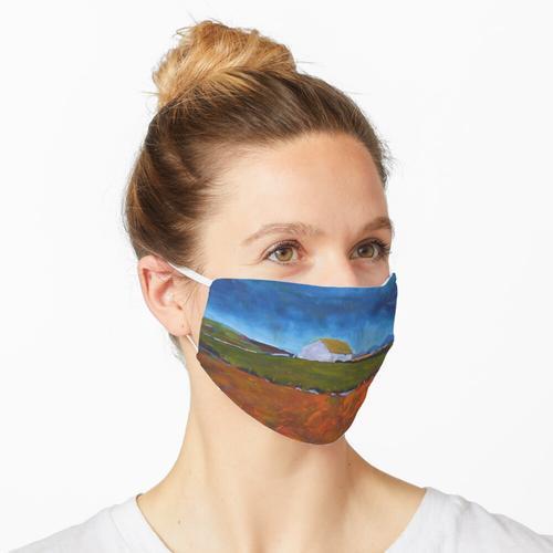 Steinhaus, Irland Maske