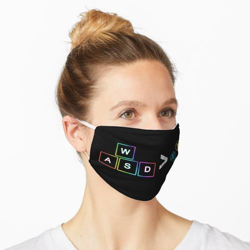 PC Konsole Maske