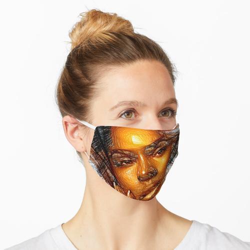 Goldfinger Maske