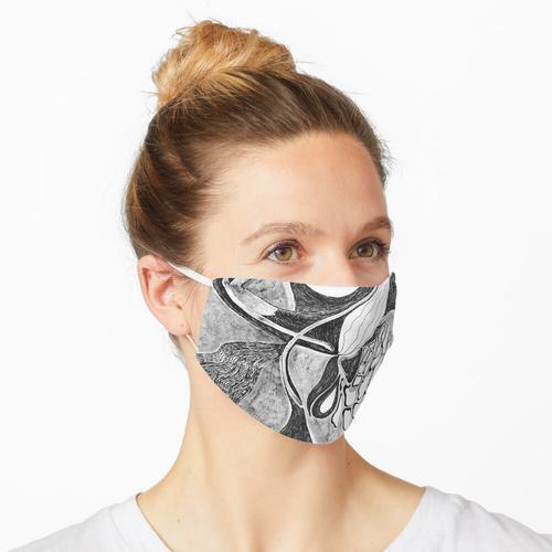Isolation Maske