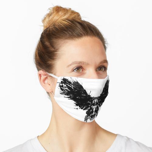 Rorschach Owl Maske
