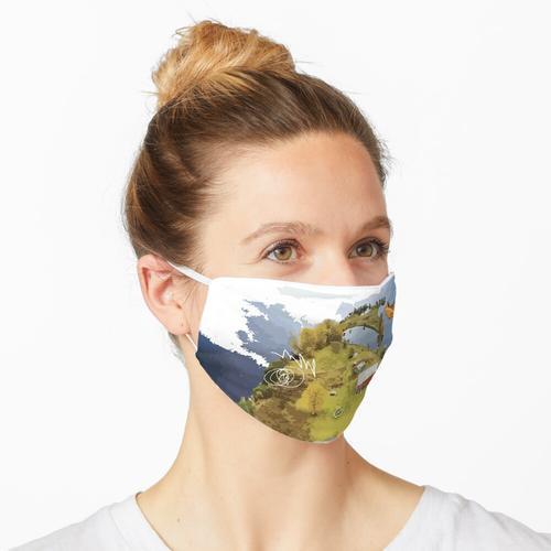 Dracheninsel Maske