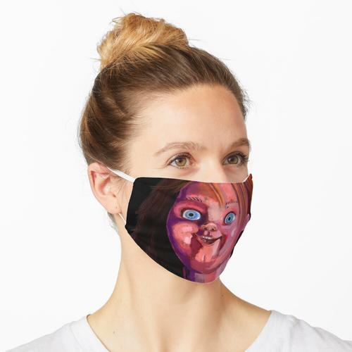 Gute Kerlpuppe Chucky Maske